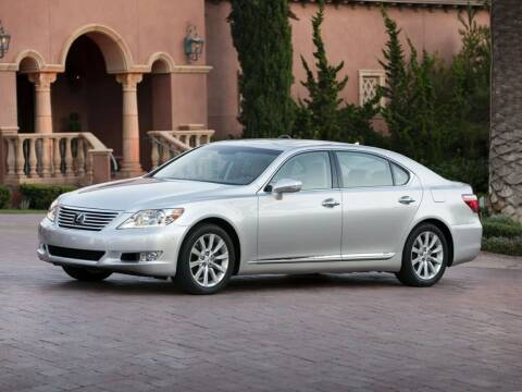 2010 Lexus LS 460 for sale at Hi-Lo Auto Sales in Frederick MD