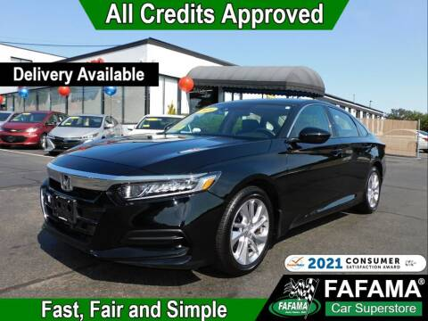 2020 Honda Accord for sale at FAFAMA AUTO SALES Inc in Milford MA