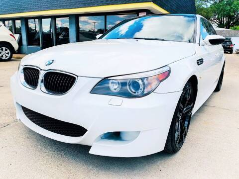 2006 BMW M5 for sale at Auto Space LLC in Norfolk VA