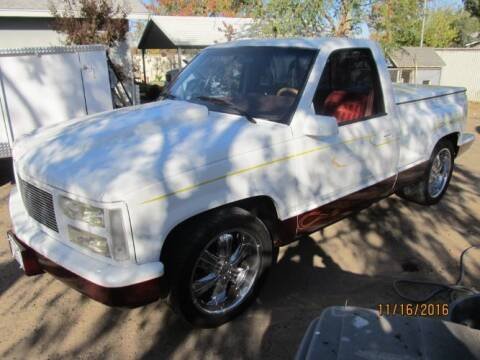 1990 GMC Sierra 1500HD Classic for sale at Classic Car Deals in Cadillac MI