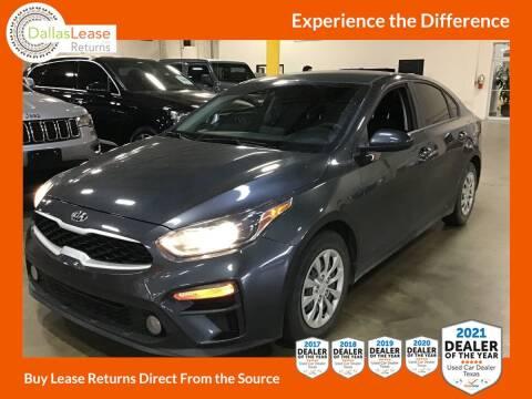2019 Kia Forte for sale at Dallas Auto Finance in Dallas TX