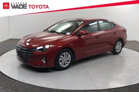 2019 Hyundai Elantra for sale at Stephen Wade Pre-Owned Supercenter in Saint George UT