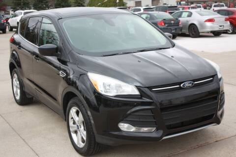 2013 Ford Escape for sale at Sandusky Auto Sales in Sandusky MI