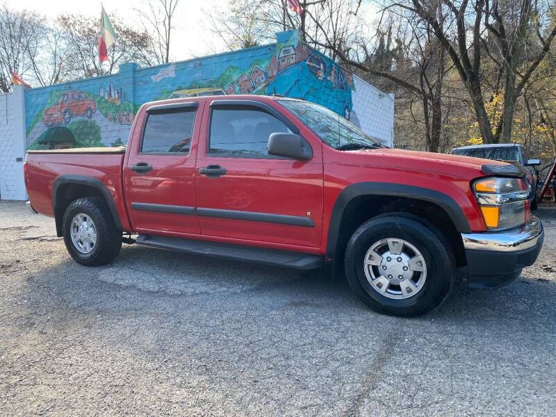 2008 Chevrolet Colorado for sale at Showcase Motors in Pittsburgh PA