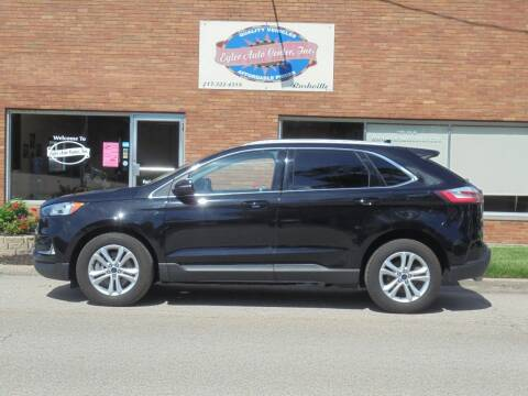 2019 Ford Edge for sale at Eyler Auto Center Inc. in Rushville IL