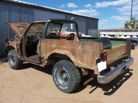 1973 Chevrolet Blazer for sale at Haggle Me Classics in Hobart IN