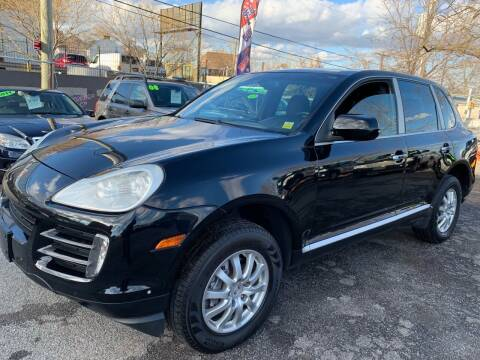 2009 Porsche Cayenne for sale at TD MOTOR LEASING LLC in Staten Island NY