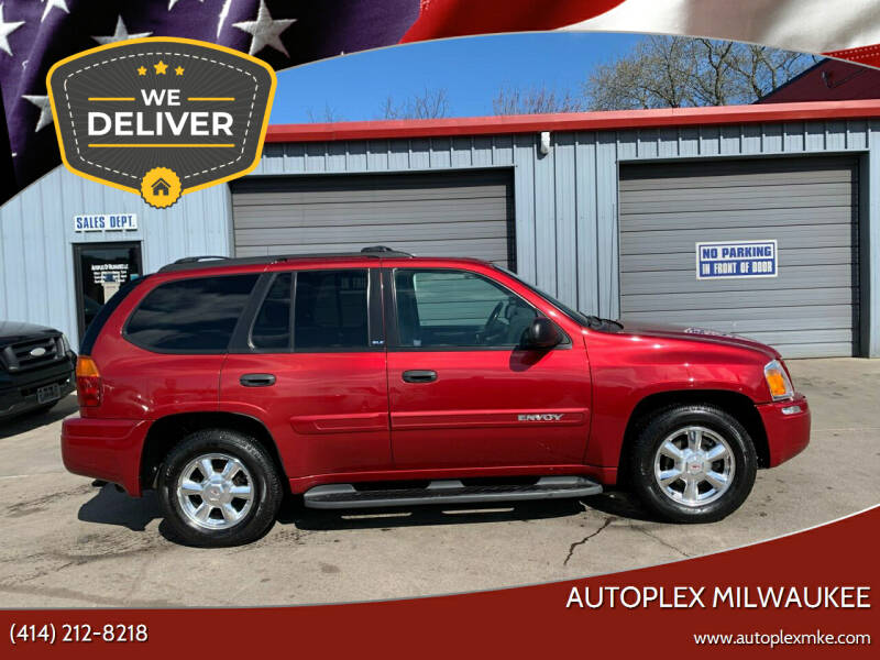 2003 GMC Envoy for sale at Autoplex Milwaukee in Milwaukee WI