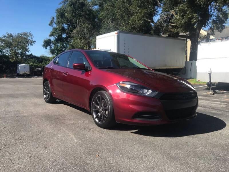 2015 Dodge Dart for sale at Nelivan Auto in Orlando FL