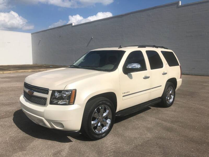 2010 Chevrolet Tahoe for sale at Access Motors Co in Mobile AL