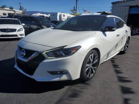 2017 Nissan Maxima for sale at DPM Motorcars in Albuquerque NM