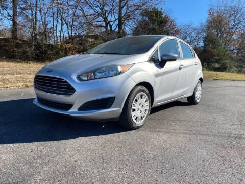 2016 Ford Fiesta for sale at Harbin Motors in Portland TN