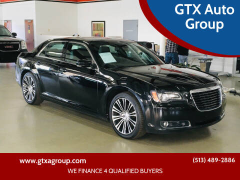 2012 Chrysler 300 for sale at GTX Auto Group in West Chester OH