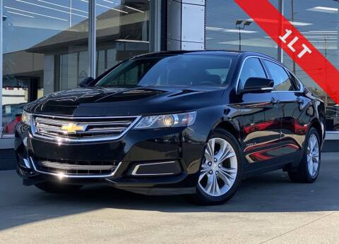 2015 Chevrolet Impala for sale at Carmel Motors in Indianapolis IN