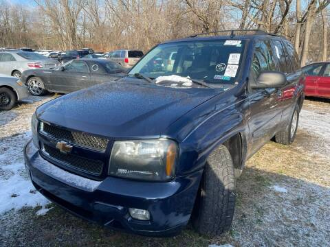 2009 Chevrolet TrailBlazer for sale at Trocci's Auto Sales in West Pittsburg PA