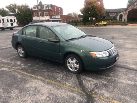 2007 Saturn Ion for sale at DC Auto Sales Inc in Saint Louis MO