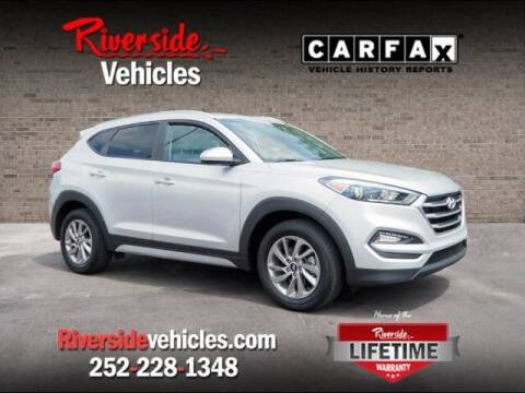 2017 Hyundai Tucson for sale at Riverside Mitsubishi(New Bern Auto Mart) in New Bern NC