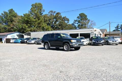 1999 Toyota 4Runner for sale at Barrett Auto Sales in North Augusta SC