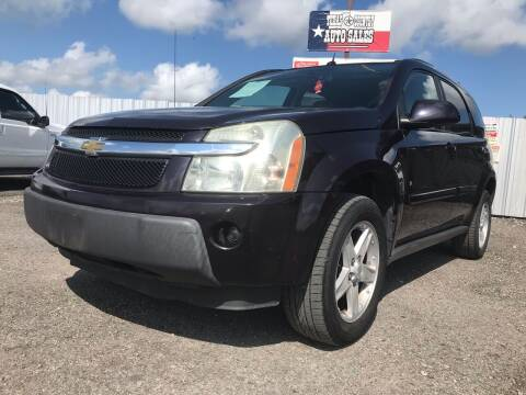 2006 Chevrolet Equinox for sale at Texas Country Auto Sales LLC in Austin TX