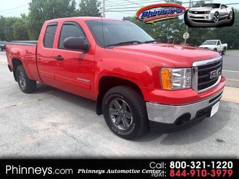 2011 GMC Sierra 1500 for sale at Phinney's Automotive Center in Clayton NY