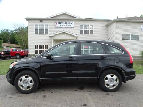 2009 Honda CR-V for sale at SOUTHERN SELECT AUTO SALES in Medina OH