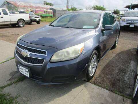 2013 Chevrolet Malibu for sale at Cars 4 Cash in Corpus Christi TX