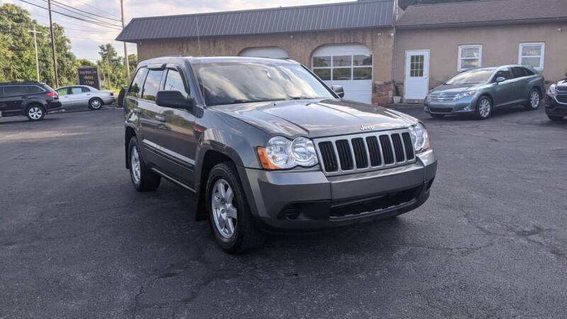 2008 Jeep Grand Cherokee for sale at Worley Motors in Enola PA