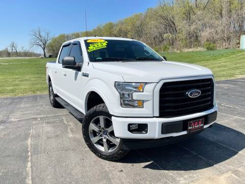 2017 Ford F-150 for sale at A & S Auto and Truck Sales in Platte City MO
