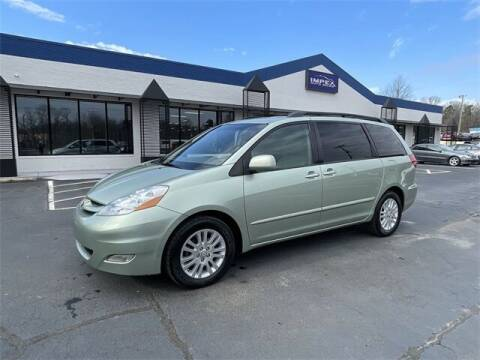 2008 Toyota Sienna for sale at Impex Auto Sales in Greensboro NC