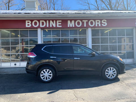 2014 Nissan Rogue for sale at BODINE MOTORS in Waverly NY