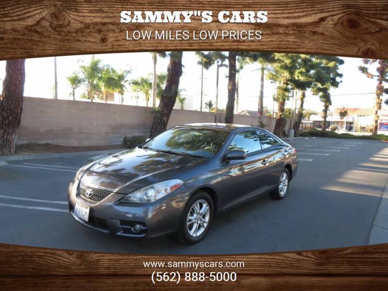 "2008 Toyota Camry Solara for sale at SAMMY""S CARS in Bellflower CA"