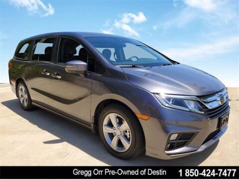 2019 Honda Odyssey for sale at Gregg Orr Pre-Owned of Destin in Destin FL
