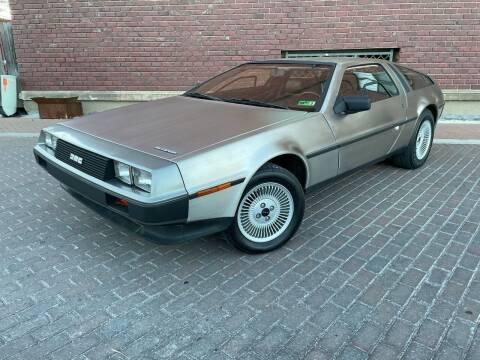 1983 DeLorean DMC-12 for sale at Euroasian Auto Inc in Wichita KS