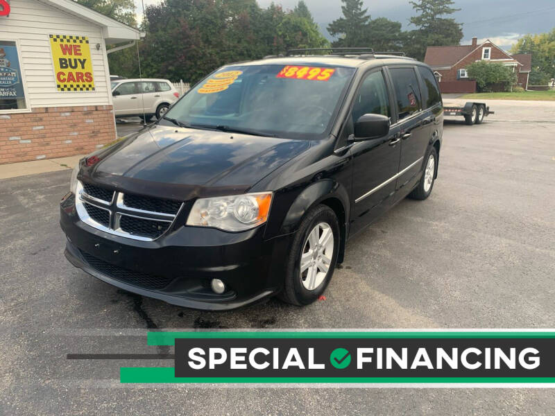 2012 Dodge Grand Caravan for sale at Excel Auto Sales LLC in Kawkawlin MI