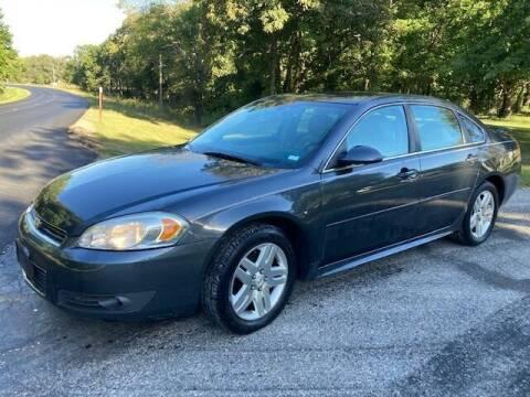 2010 Chevrolet Impala for sale at Varco Motors LLC - Inventory in Denison KS