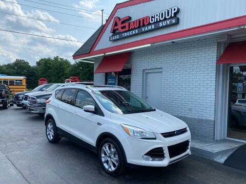 2015 Ford Escape for sale at AG AUTOGROUP in Vineland NJ