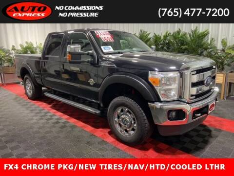 2013 Ford F-250 Super Duty for sale at Auto Express in Lafayette IN