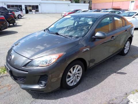2013 Mazda MAZDA3 for sale at LYNN MOTOR SALES in Lynn MA