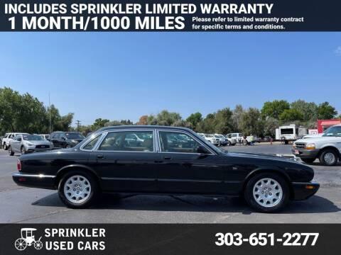 1998 Jaguar XJ-Series for sale at Sprinkler Used Cars in Longmont CO