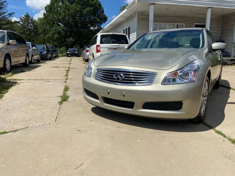 2007 Infiniti G35 for sale at 3M AUTO GROUP in Elkhart IN
