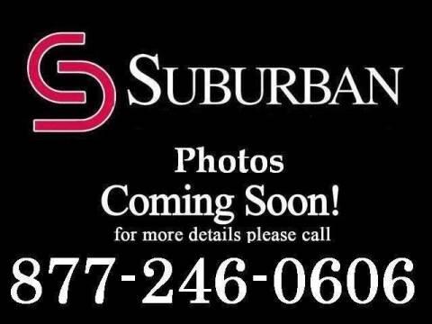2012 Cadillac SRX for sale at Suburban Chevrolet of Ann Arbor in Ann Arbor MI