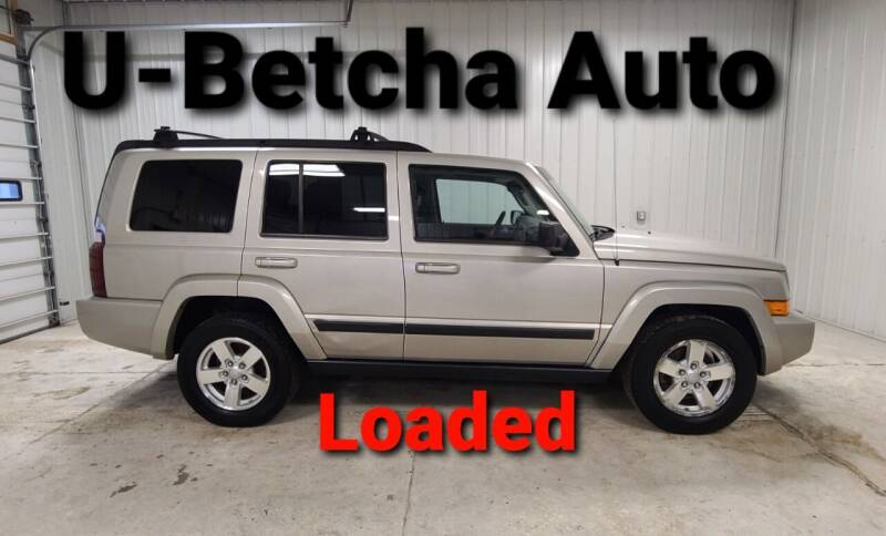 2007 Jeep Commander for sale at Ubetcha Auto in St. Paul NE
