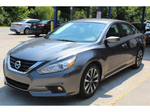 2017 Nissan Altima for sale at Inline Auto Sales in Fuquay Varina NC