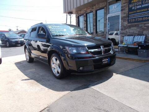 2009 Dodge Journey for sale at Preferred Motor Cars of New Jersey in Keyport NJ