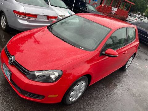2013 Volkswagen Golf for sale at Blue Line Auto Group in Portland OR