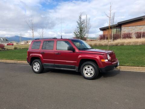 2011 Jeep Patriot for sale at McMinnville Auto Sales LLC in Mcminnville OR
