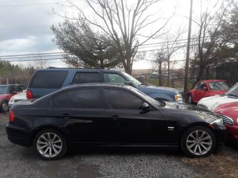 2011 BMW 3 Series for sale at M & M Auto Brokers in Chantilly VA