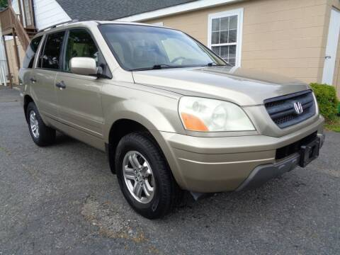 2005 Honda Pilot for sale at Liberty Motors in Chesapeake VA