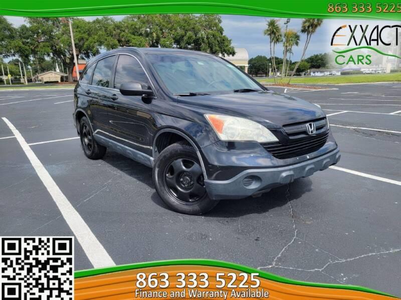 2008 Honda CR-V for sale at Exxact Cars in Lakeland FL
