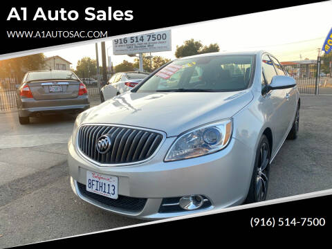 2017 Buick Verano for sale at A1 Auto Sales in Sacramento CA